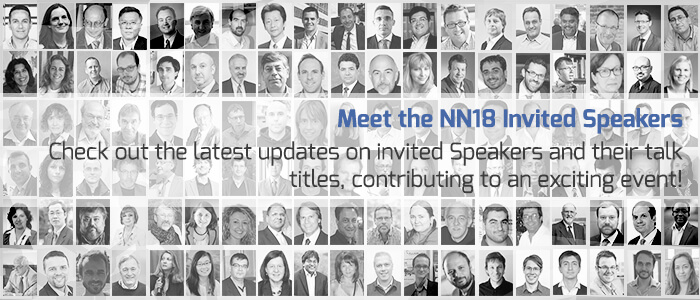 NN18 Invited Speakers
