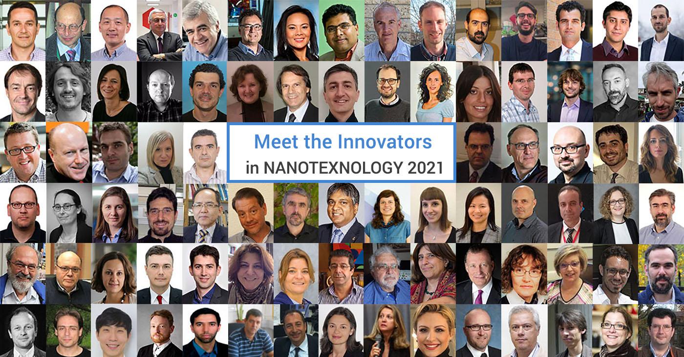 NANOTEXNOLOGY Speakers